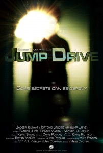 Project Twenty1 2012 - Badger Tsunami - Jump Drive - Poster