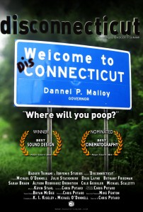 Project Twenty1 2014 - Disconnecticut Poster